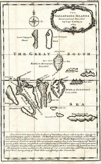 cowley maps